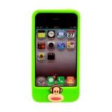 Silicone Case для iPhone 4 / 4s Monkey
