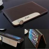 Кожаный чехол для iPad 2 / 3 / 4 Lux