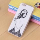 Чехол для iPhone 6 / 6s  с рисунками