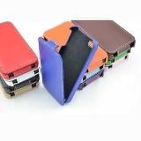 Чехол для iPhone 5 / 5s / SE Melkco кожа