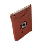 Кожаный чехол для iPad 2 поворотный