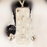 Чехол для iPhone 4 / 4s со стразами