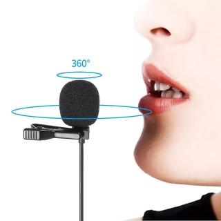 Петличный микрофон Lavalier MicroPhone