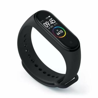 Чёрный фитнес-браслет Xiaomi Mi Band 4