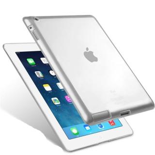 Чехол для iPad 2 / 3 / 4 TPU прозрачный