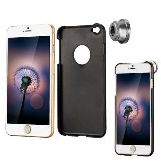 Чехол для iPhone 7 / 8 с тремя линзами