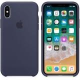 Silicone Case для iPhone Xs