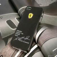 Чехол накладка Porsche для iPhone 4 / 4S