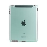 Пластиковая задняя крышка для iPad 2 / 3 / 4 цвета на выбор