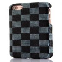 "Чехол L.V.  для iPhone 7/8 Plus "" шашечки """
