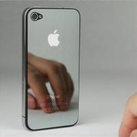 Зеркальная пленка для Apple iPhone 4 / 4S