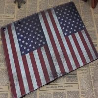 Чехол Американский флаг для Apple iPad 2017