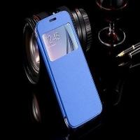 "Чехол ""с окошком"" Flip Case для Samsung Galaxy S6 Edge G925"