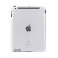 Пластиковая матовая задняя крышка для Apple iPad 2 / 3 / 4