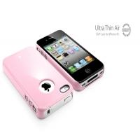 Чехол накладка SGP Ultra Thin Pastel для iPhone 4 / 4S