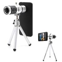 12 кратный zoom объектив для HTC M7