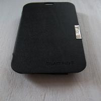 Кожаный чехол книжка для Samsung Galaxy Note 2 N7100