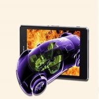 Противоударное стекло 9H Tempered Glass для Sony Z3 L55u