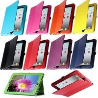 Чехол-книжка для iPad 1-2-3-4 Sale  из кожи