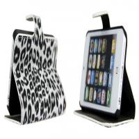 Чехол книжка Леопард для Apple iPhone 5