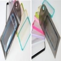 Чехол-бампер с прозрачной крышкой для iPhone 4/4S