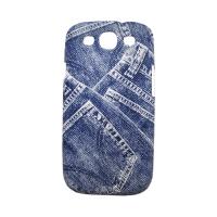 Чехол накладка Jeans для Samsung Galaxy S3