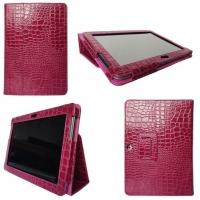 Чехол книжка под крокодила для Samsung Galaxy Tab 10.1 (P5100/P5110)