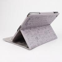 Чехол - книжка Маленькая ведьма для Apple iPad 2 / 3 / 4