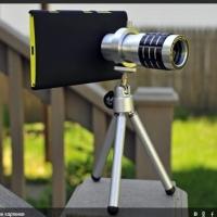 12 кратный zoom объектив для Nokia 920