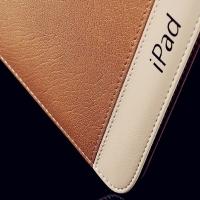 "Кожаный чехол класса ""Lux"" для Apple iPad 2 / 3 / 4"