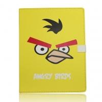 Чехол-книжка Angry-Birds для Apple iPad 2 / 3 / 4