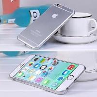 Прозрачная силиконовая накладка-чехол для Apple iPhone 7 / 8 (4.7 TPU)