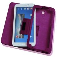 Чехол книжка из кожи PU для Samsung Galaxy Tab 3 7.0 (T2100/P3200)