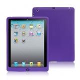Силиконовый чехол - накладка для Apple iPad 2/3/4