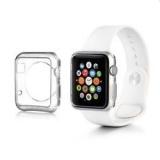 Ультра-тонкий силиконовый чехол для Apple Watch 38mm