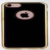 Чехол - накладка для Apple iPhone 7 / 8 (с вырезом под яблоко)