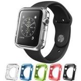 Ультра-тонкий силиконовый чехол для Apple Watch 42mm