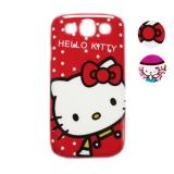 Чехол накладка Hello Kitty для Samsung Galaxy S3 на выбор
