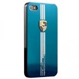 Чехол накладка Porsche для iPhone 5G/5S