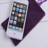 Чехол футляр для iPod Touch 5 из ткани