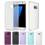 Силиконовый чехол-накладка для Samsung Galaxy S7 EDGE ( TPU ) 0,3 mm
