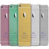 Карбоновая наклейка для Apple iPhone 5 / 5S