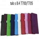 Чехол для Galaxy Tab S 8.4 кожа