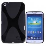 Силиконовая задняя крышка для Samsung Galaxy Tab 3 8.0