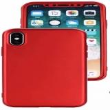 "Case TPU ""Имитация металла"" для iPhone X"