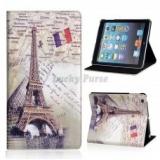 """Чехол книжка """"Эйфелева башня"""" для iPad mini"""