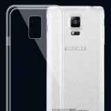 Силиконовый чехол для Samsung Galaxy Note4 модель 2015