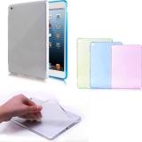 Силиконовый бампер-чехол-накладка для Apple iPad Air 2 (iPad 6)