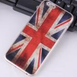 Чехол накладка Британский флаг для iPhone 6 Plus
