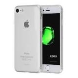 Прозрачная силиконовая накладка 0,3 mm чехол для Apple iPhone 7/8 Plus